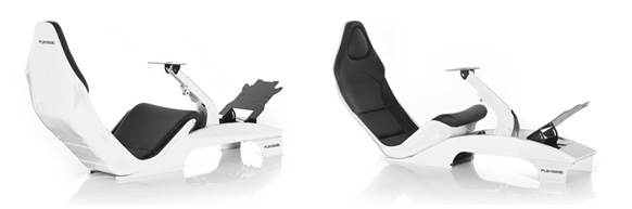 playseat-f1-white