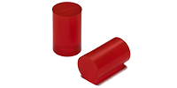 Red Elastomer spring