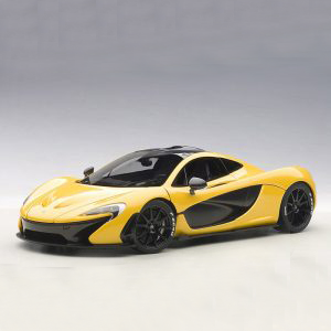 auto-art-mc-laren-p1-yellow