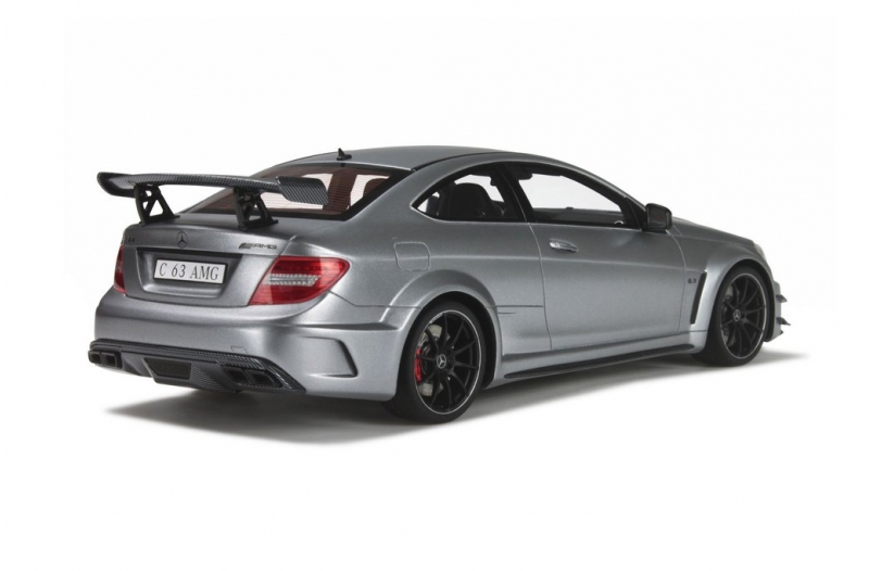 Gt spirit mercedes benz c63 amg black edition simulations1 for Mercedes benz c63 amg black edition