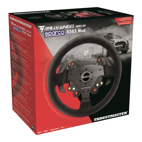 Rally Wheel Add-On Sparco