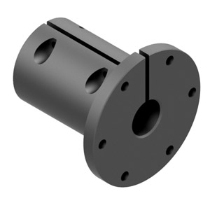 Clamp-bushing