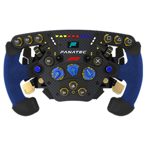 Fanatec Podium Racing Wheel F1® - officially licensed for PS4™ -  Simulations1