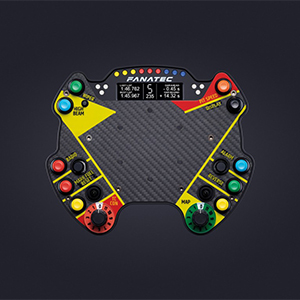Podium Button Module Endurance
