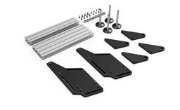 [SLA042] P1 upgrade kit (Black, Adjustable feet)